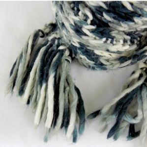 Berkshire Extra Long Cable Knit Scarf